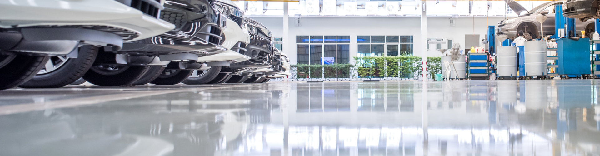 Use Industrial Resin Flooring for a Hazard-Free Environment
